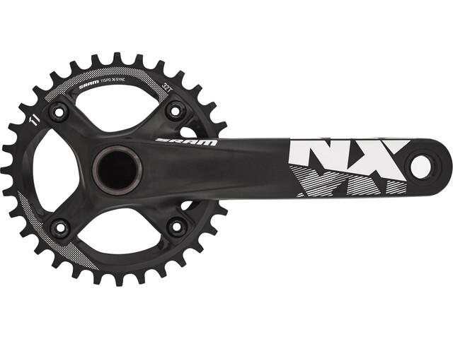 SRAM NX kampi 32 hammasta XSYNC GXP, black